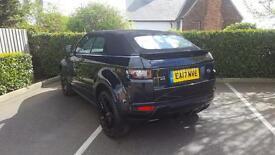 Land Rover Range Rover Evoque TD4 HSE DYNAMIC (black) 2017-03-30
