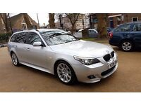 2006 Bmw 5 Series 535D M Sport Diesel Automatic Estate