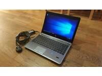 Hp Probook intel core i3 (3RD GEN) 2.40ghz 4gb ram 320gb hdd Windows 10 pro