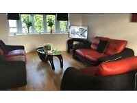 Executive 3 Bed, Totally Refurbished to High Standard.Fully Furnished.