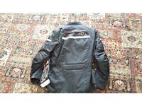 Textile ladies / mens biker jacket