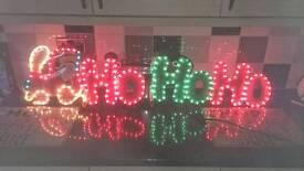 Santa Train Christmas Xmas lights