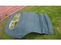 BMW E36 CONVERTIBLE ROOF/MOTORS, HEADLINER AND FRAME