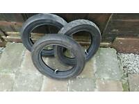 3 buggy tyres