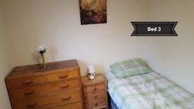 SUPPORTED ACCOMMODATION * ROOM 3 * SECOND FLOOR * AVAILABLE IMMEDIATELY * DSS TENANTS