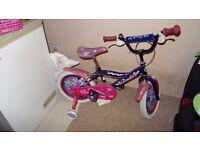 16'' girls bike