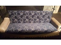 ****2 x 3 seater Settes for sale*** EXCELLENT CONDITION
