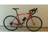Specialized allez elite road bike