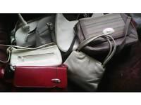 BARGAIN Jane Shilton Bags x 7