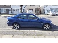Lexus IS200 for sale - Auto, 89k - lovely clean condition
