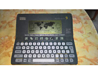 Psion 3 and Oregon Osaris (Psion 5mx look alike) with extras