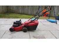 Good condition lawnmower for sale
