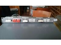 BT Video/Audio Patch Panel ETA6116A