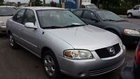 2006 Nissan Sentra 1.8 Special Edition Package