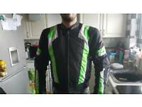 RST BLADE textile motobike clothing pants and jacket
