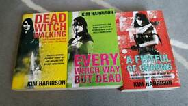 Kim Harrison Books