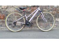 FULLY SERVICED APOLLO HAZE ALUMINIUM FRAME BICYCLE