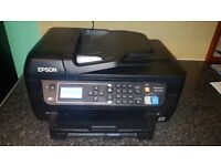 Epson WorkForce WF-2750DWF - All-in-One Printer copy scan wifi fax