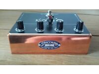 SPACEMAN Orion spring reverb COPPER Top limited edition, only 50 made