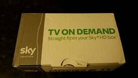 Sky TV on demand wireless connector