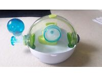 Ovo habitiral hamster / mouse cage