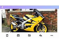 Kawasaki Zx6r might px