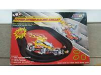 LI-LO 1980s racing set. 2 4WD cars. Complete and working.