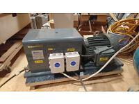 Transwave Rotary Converter - Single to 3 Phase - 11KW - 240V to 415V