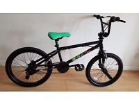 X Rated 8 Ball BMX with 360 degree Gyro. (Suit age: 8 to 16 years).