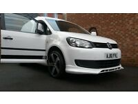 Vw Caddy R-Design c20 TDI 61plate. Very clean example.
