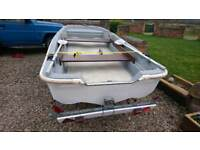 12ft Orkney dory fishing boat