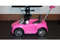 Audi R8 Push Buggy Ride on - great condition