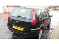 2004 54 FORD FUSION 1 1.4 REGISTERED A COUPLE OF MONTHS PRIOR TO 2005 MOT 09/17