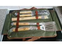 Bbq cooking utensils