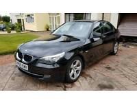 BMW 520d SE Manual Diesel 2009