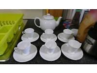 Gorgeous little tea set