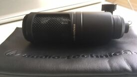 Audio Technica AT-2020 Microphone