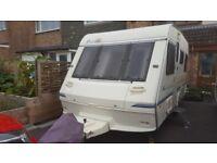 Abi Pioneer 4/5 Berth Caravan