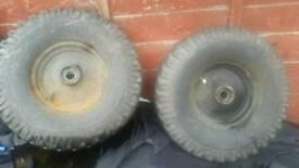 10 inch trailer wheels