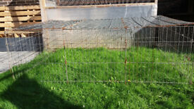 Rabbit/Duck/Chicken/Small animal enclosure