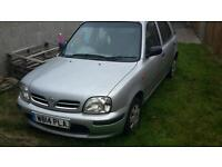Nissan micra automatic excellent condition good to drive
