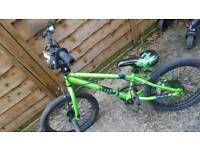 BMX biycle