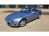 Honda S2000 GT with Hardtop and Full History 2002