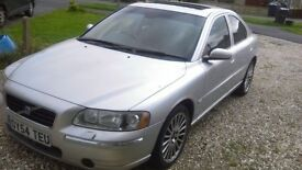 Volvo s60 2004, 2,4td 163hp, fresh condition