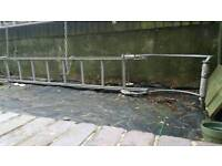 18ft Roof crawler ladder