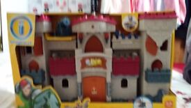 Imaginext castle