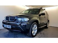 2005 | BMW X5 3.0D SPORT | Auto | Diesel | CREAM LEATHER | PAN ROOF | SAT NAV | 1 FORM KEEPER