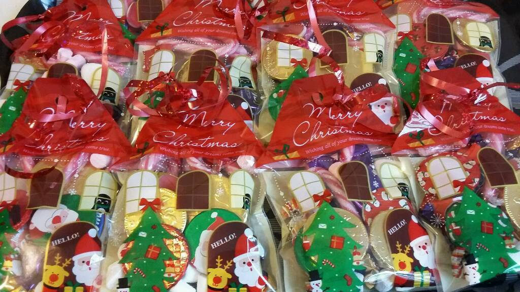 £2 EACH🌟🎄Sweet treat filled Christmas bags🎄