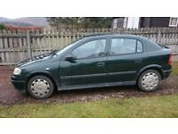 Vauxhall Astra 1.7Dti for sale