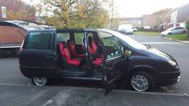 fiat Ulysse dynamic JDT 2.0 turbo diesel 2005 7 seater call 07587663461 starts and drives no problem